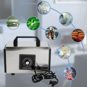Ozone Generator Machine Purifier Air Cleaner Disinfection Clean 10g/h-28g/h
